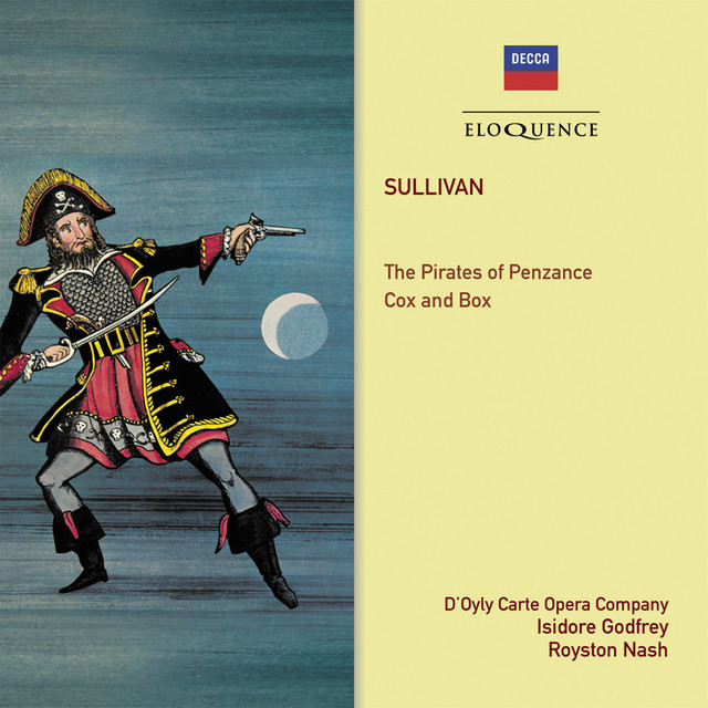 an analysis of the topic of the act with the pirates of penzance