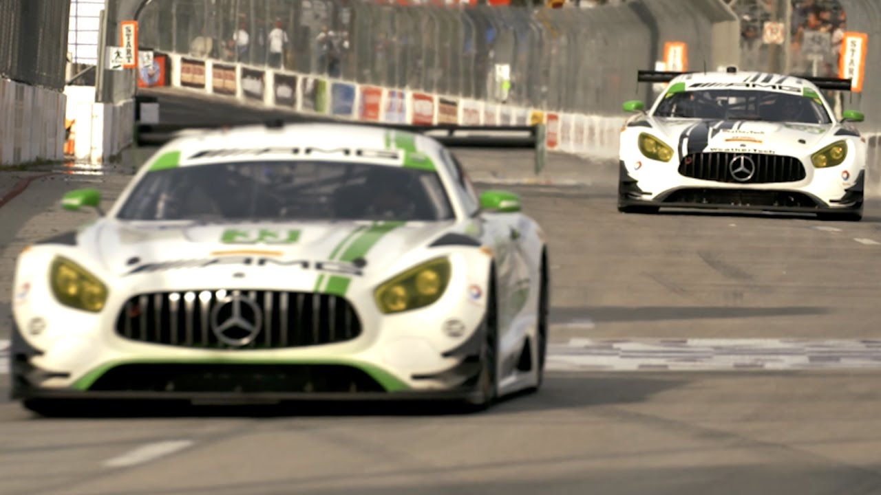 Mercedes Long Beach >> Mercedes-AMG Customer Racing - RECAP IMSA LONG BEACH
